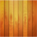 Wall of wooden planks Royalty Free Stock Photos