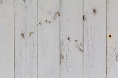 Wall wooden planks painted grey white Royalty Free Stock Photography