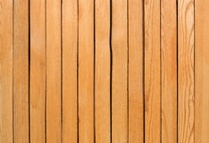 Wall of wooden planks Stock Photography