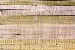 Wall wooden texture with horisontal lines Stock Photos