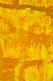 Wall in yellow Royalty Free Stock Images