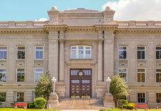 Walla Walla County domstolsbyggnad Arkivbilder