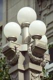 Walla Walla okręgu administracyjnego gmachu sądu Waszyngtońska lampa Obrazy Royalty Free