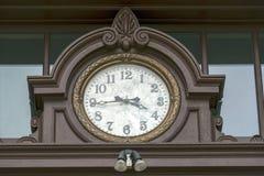Walla Walla okręgu administracyjnego gmachu sądu Waszyngtoński zegar 02 Zdjęcie Stock