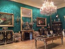 Wallace Collection-binnenland Stock Foto