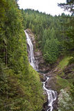 Wallace Falls Stock Photography