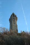 Wallace Monument Stock Image