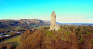 Wallace Monument archivi video