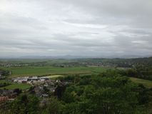 Wallace Monument Images stock