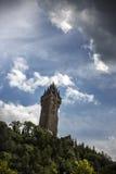 Wallace Monument en Escocia Fotos de archivo libres de regalías