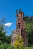 Wallace monument, Scotland Stock Photos