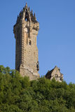 Wallace Monument, Stirling, Scotland Royalty Free Stock Photo