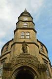 Wallace statua Stirling Fotografia Royalty Free