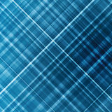 Wallace tartan blue background. EPS 8 Stock Images