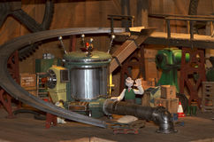 Wallace und Gromit Stockfoto