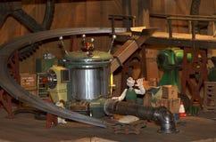 Wallace y Gromit Foto de archivo