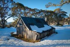 Wallaces Hütte Lizenzfreie Stockbilder