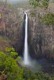 Wallaman Falls australian waterfall, Queensland, Australia Royalty Free Stock Photos
