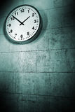 WallClock01 Stockfoto