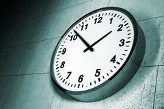 WallClock03 Royalty Free Stock Images