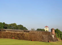 The Walled City of Intramuros, Manila royalty free stock photo
