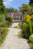 The Walled Garden in Brockwell Park, Brixton. Royalty Free Stock Images