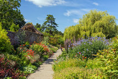 Walled Garden, Croft Castle, Herefordshire, England. Stock Images