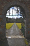 Walled Gardens Royalty Free Stock Image