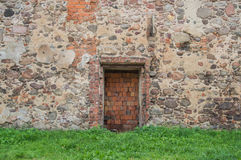Walled gate. Stock Photography