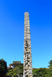 Walled Obelisk - Istanbul Stock Photo