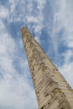 Walled Obelisk Stock Photography
