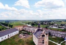 Walled stad för reparationer Royaltyfri Bild
