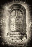 Walled window Royalty Free Stock Photo