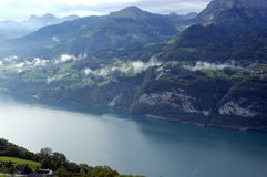 Wallensee Royalty Free Stock Image