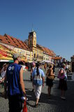 Wallenstein festivities Stock Photography