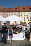 Wallenstein festivities Stock Photos