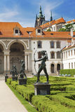 Wallenstein Garden Royalty Free Stock Image