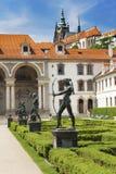 Wallenstein Garten Lizenzfreies Stockbild