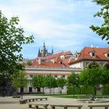Wallenstein Garten in Prag Lizenzfreies Stockfoto