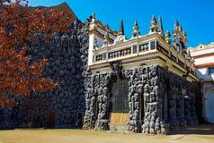 Wallenstein ogród Zdjęcie Royalty Free