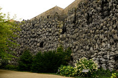 Wallenstein ogród, Praga obraz stock