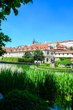 Wallenstein Palace and Garden Royalty Free Stock Image