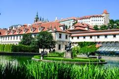 Wallenstein Palace and Garden Stock Photo