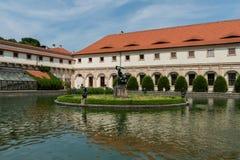Wallenstein Palace Gardens, Prague stock photos