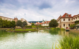Free Wallenstein (Waldstein) Palace And Gardens In Prague, Stock Photos - 66073273
