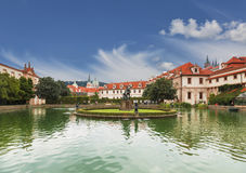 Free Wallenstein Waldstein Palace And Gardens In Prague Stock Images - 81221224