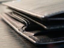 Wallet. Closeup Royalty Free Stock Photography