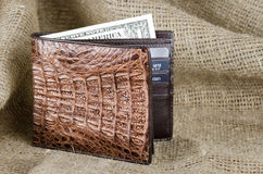 Wallet Stock Photography