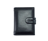 Wallet for bank cards Royalty Free Stock Images