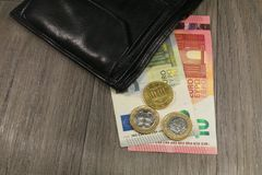 A wallet Stock Photography
